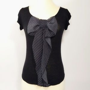 Rue21 Black Blouse size Medium